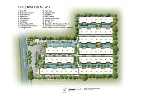 Greenwood Mews Site Plan call 6598531741