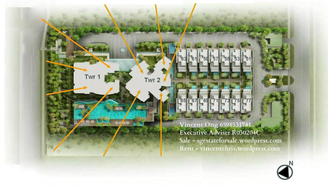The Vision Site Plan, call 6598531741