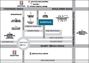rosevale @ lincoln road, call 6598531741