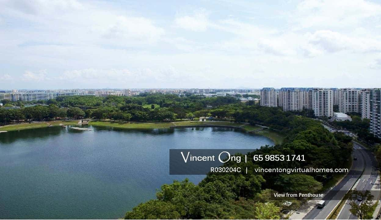 Waterfront Isle Penthouse View call 6598531741