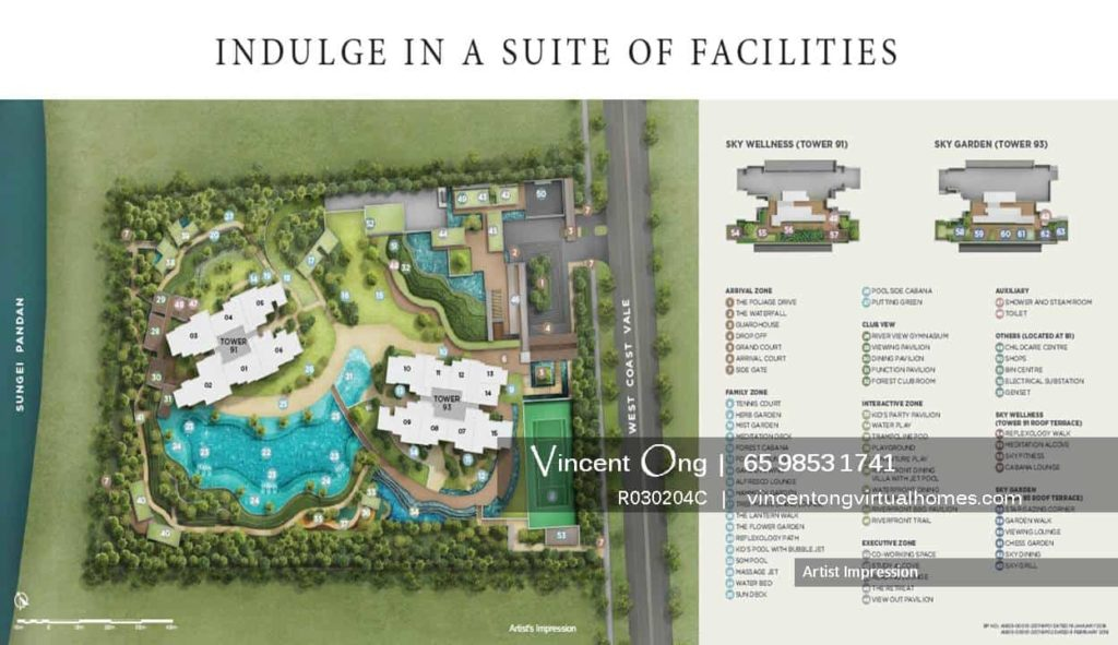 Twin VEW Site Plan call 6598531741