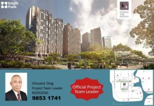 Marina One Residences 2018 Project Team Leader 6598531741