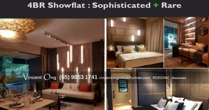 The Tre Ver 4BR Show Flat call 98531741