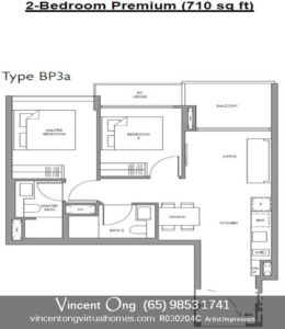Fourth Avenue Residences Floor Plan call 98531741