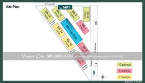Fourth Avenue Residences Site Plan call 98531741