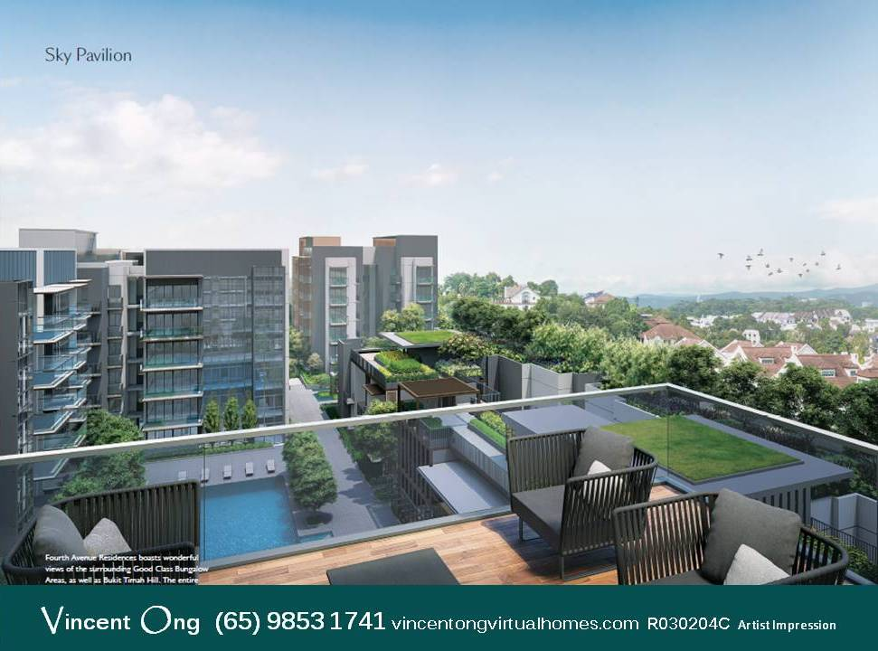 Fourth Avenue Residences 98531741 Vincent Ong
