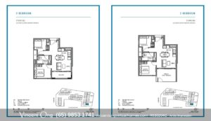 Parksuites 2 Bedroom call 6598531741