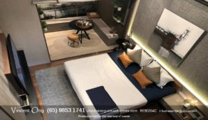 Parksuites 2 Bedroom+Study Showroom call 6598531741