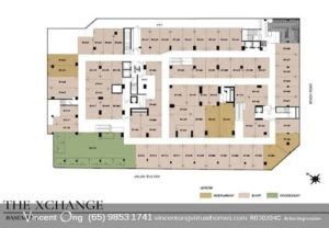 City Gate Commercial Floor Plan call 98531741