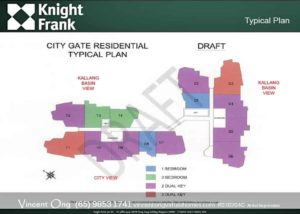City Gate Residential Floor Plan call 98531741
