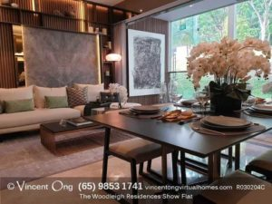 The Woodleigh Residences Show Flat call 98531741