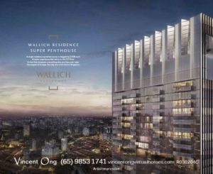 Wallich Residence Penthouse for Sale call 6598531741