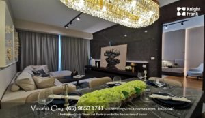 Marina One Residences Tower 23 2BR+S Show Unit call 6598531741