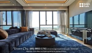 Marina One Residences Tower 23 3BR+S Show Unit call 6598531741