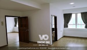 336 River Valley 2 bedroom with studio apartment for rent, call 6598531741