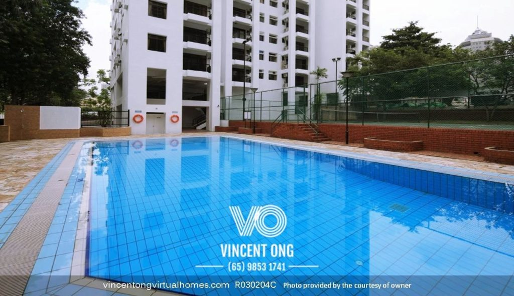 Pastoral View Apartment at District 11 for Rent, call 6598531741