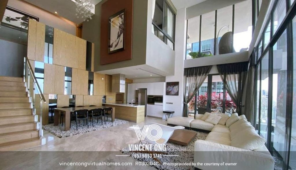 SkyPark @ Somerset 4 Bedroom Condo for Rent, call 6598531741