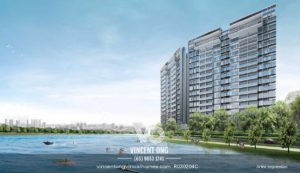 Waterfront Isle Artist Impression, call 6598531741