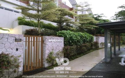 Woodhaven Townhouse @ Woodgrove Avenue  6598531741