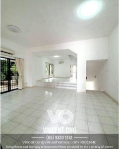 Florida Park Terrace House for Sale or Rent, call 6598531741