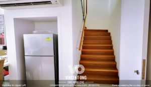 The Clift 1 Bedroom Loft Apartment for Sale or Rent, call 6598531741