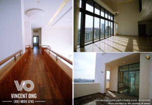 Twin Heights Penthouse for Rent, call 6598531741