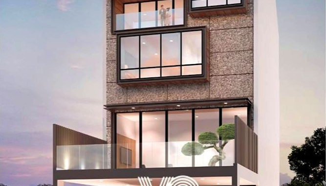 Figaro Street District 15 Brand New Modern 3 Storey Inter-Terrace for Sale, call 659853141