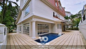 Bungalow at Woodlands for Rent, call 6598531741